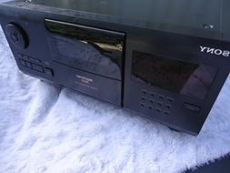 Sony Cdp-cx200 200 Disc Cd Player Mega Storage