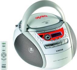 Sony CFD-E90 CD Radio Cassette Recorder