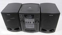 Sony CFD-Z110 Portable Radio Cassette CD Player