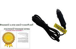 12 Volt Cigarette Lighter Power Adapter Use With JENSEN JE19