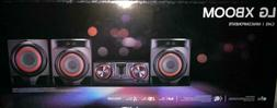 LG CJ45 Hi-Fi Home Theater Entertainment System with BT CD P