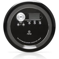 @.com Personal CD Player with FM Radio