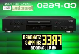Teac Compact Disc Player - CD-RW, Flash Drive - CD-DA, MP3,