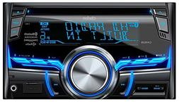 Clarion CX505 2-Din HD Radio/Bluetooth/CD/USB/MP3/WMA Receiv