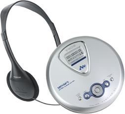 Sony D-NF400 Psyc ATRAC Portable CD Player with Digital Tune