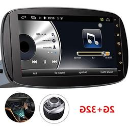 In Dash Car Stereo CD DVD Player D-NOBLE 1080P 9 inch 1 Din