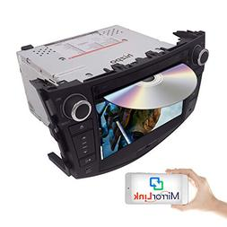 hizpo 7 Inch in Dash HD Touch Screen Car CD DVD Player FM/AM