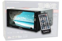 Absolute DD-3000ABT 7-Inch Double Din Multimedia DVD Player