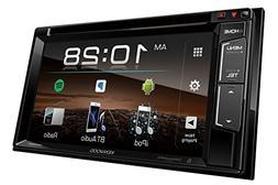 "Kenwood DDX25BT 6.2"" 2-Din in-Dash DVD Monitor Bluetooth Rec"