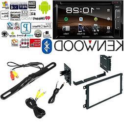 Kenwood DDX25BT Double DIN SiriusXM Ready Bluetooth in-Dash
