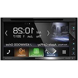 Kenwood DDX6704 2-Din Monitor Receiver with Bluetooth & HD R