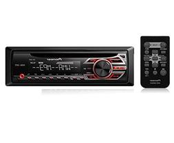 Pioneer Deh-150Mp Cd Mp3 Stereo Player Receiver with Remote