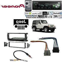 Pioneer DEH-S6000BS Vehicle CD Digital Music Player Receiver