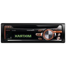 Pioneer DEHX8600BH CD Receiver with Full-Dot LCD Display, Mi