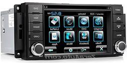 Astrium® 2007-12 Dodge Nitro In-Dash GPS Navigation DVD CD