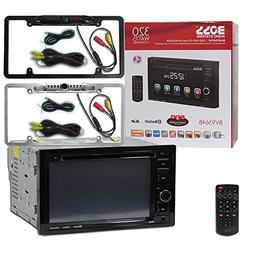 "BOSS Audio Double DIN 2DIN BV9364B 6.2"" Touchscreen Car Ster"