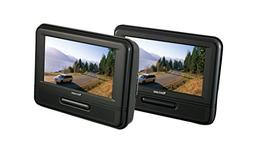 Venturer  Dual Screen Mobile DVD Player - Set of Two 7-Inch