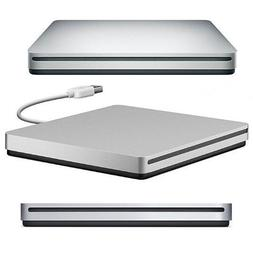 DVD/CD Burner External Slot-in Drive DVD VCD CD RW Player Bu