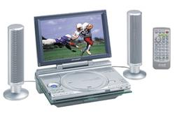 Panasonic DVD-LX9 9-Inch Portable DVD Player