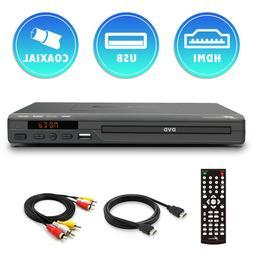 Mediasonic DVD Player - 1080P Upscaling, All region DVD Play