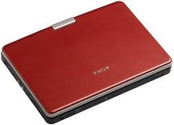 Sony DVP-FX810/R 8-Inch Portable DVD Player, Cherry Red