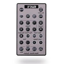 OMAIC Replacement Remote Control Fit for Bose Wave Soundtouc