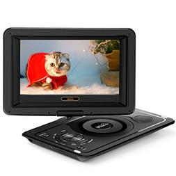 GooBang Doo EVD-1 Portable DVD Player Support Customizing P