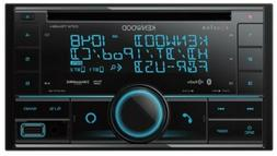 Kenwood Excelon DPX794BH CD Receiver w/ Built in Alexa, Blue