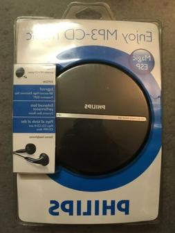 Philips EXP2546 Portable MP3-CD Player Dynamic Bass Boost Jo