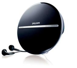 Philips EXP2546 Portable MP3 CD Player New Sealed