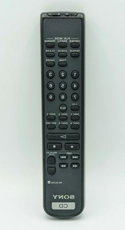 Genuine Sony RM-DC355 CD Remote Control for CD player - new
