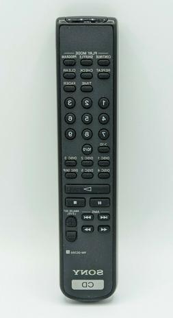 genuine rm dc355 cd remote control