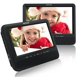 7.5'' Dual Screen DVD Player for Car Headrest Portable DVD p