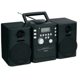 Jensen Hi-Fi Audio Stereo Cd Player & Tape Cassette Sound Sy