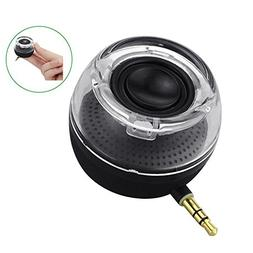 Leadsound HI5 Line-in Wireless Speakers, Crystal Portable mi