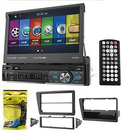 2002-2005 Honda Civic Si  Navigation GPS DVD/CD Player w/Blu