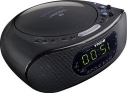 Sony ICF-CD837 AM/FM Stereo Clock Radio with CD Player