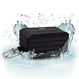 iGadgitz IGA-370 IPX4 Waterproof Portable Wireless Bluetooth