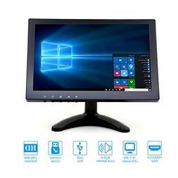 10.1 inch IPS CCTV Security Surveillance Monitor 16:9 Color