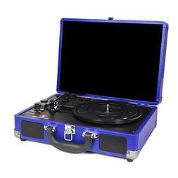 Innovative Technology ITVS-550BT-CB 3-Speed Vintage Bluetoot