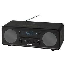 "Jensen JBS-600 Bluetooth Digital Music System with CD 2"""
