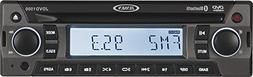 Jensen JDVD1500 Single-DIN 12 Volt AM/FM/CD/DVD/Bluetooth Pl