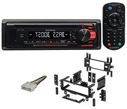1987-1995 JEEP WRANGLER YJ Kenwood CD Player Receiver Stereo