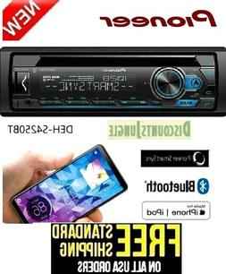 JVC KD-T805BTS Single DIN In-Dash AM/FM/Digital Media Car St