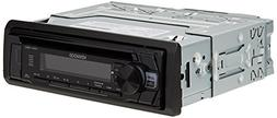 Kenwood KDC-168U In-Dash 1-DIN CD Car Stereo Receiver with F
