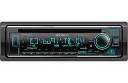 Kenwood Excelon KDC-X704 CD Player w/ Bluetooth, Alexa Voice