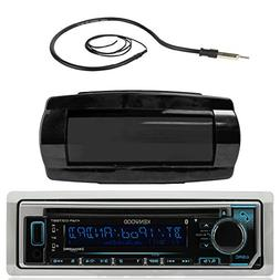Kenwood KMR-D365BT MP3/USB/AUX Marine Boat Yacht Stereo Rece