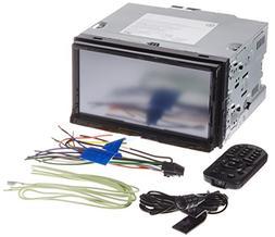 """JVC KW-V41BT 2 Din Bluetooth Car DVD Receiver 7"""" Monitor w A"""