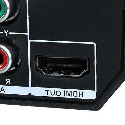 1080P CD USB + Remote Controller
