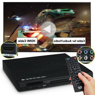 1080P CD USB Multi-Region/Multi-System + Remote Controller USB2.0/3.0